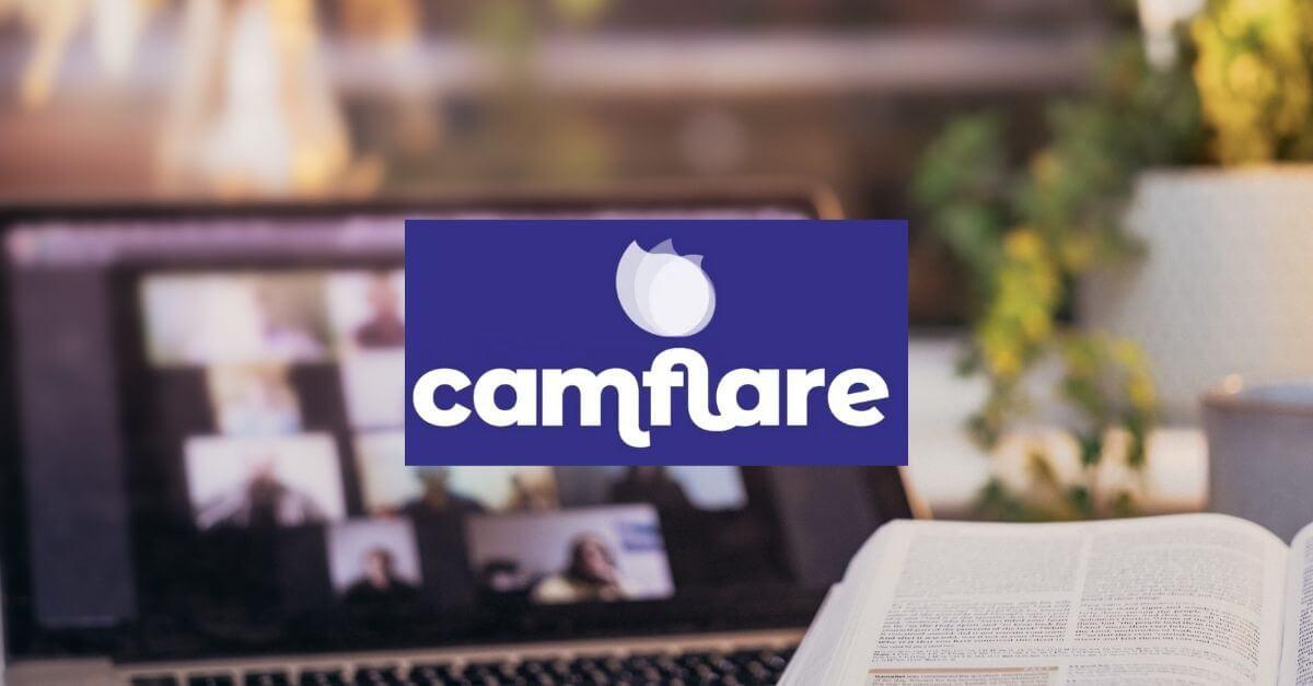 Camflare: Graba entrevistas en local con la máxima calidad