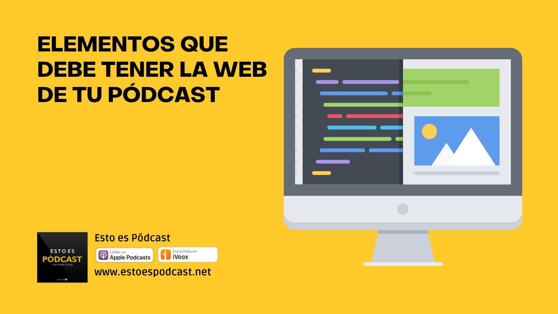 Elementos que Debe Tener la Página Web de tu Podcast