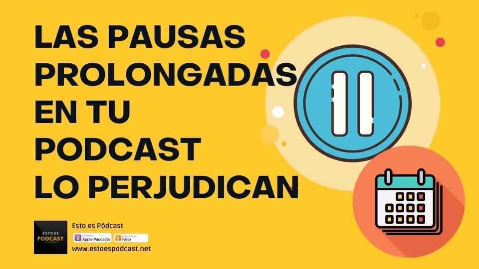 141. Temporadas con pausas: La Estrategia perder-perder para los podcasts amateurs